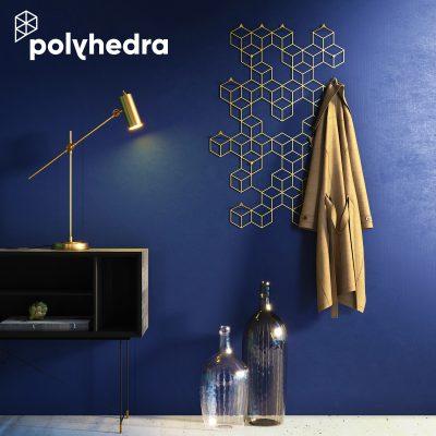Polyhedra Logo Merk